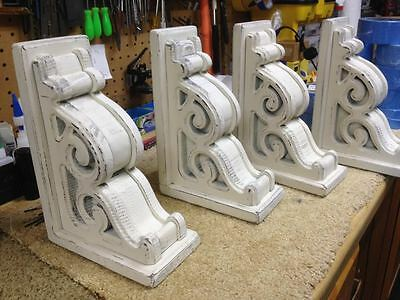 Rustic Corbels / Brackets (Bookend Size) 4