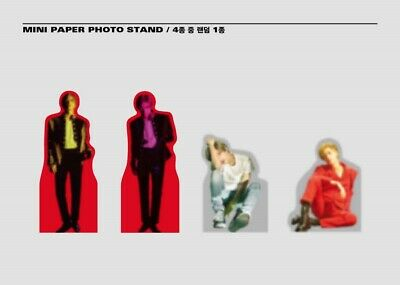 K-POP SHINEE TAEMIN 2nd Mini Album [WANT] MORE Ver. CD+Booklet+Photocard+Paper 8