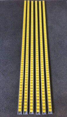 1.645 mm Röllchenbahn SSi-Schäfer Röllchenleiste Rollenbahn Rollenleiste