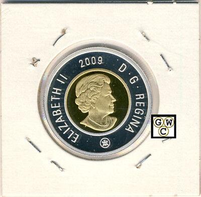 2009 Canada Coal Mining $20 Fine Silver Coin