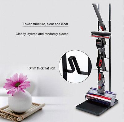 Freestanding Dyson Cordless Vacuum Cleaner Stand Rack Bracket - V6 V7 V8 V10 V11 4