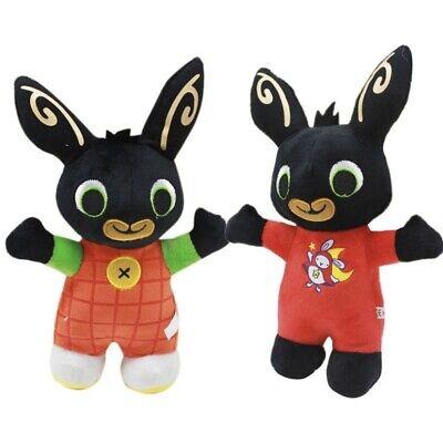 Bing Bunny Peluche Flop Hoppity Blu Coniglio Pupazzo Gioco Animato Tv 3