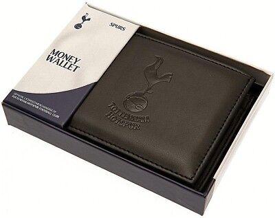 Debossed Crest Leather Football Club Sports Team Money Card Wallet Purse 9