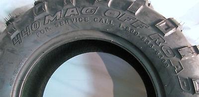 2 New Carlisle At489-24x9-12 Tires 24912 24 9 12