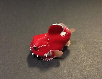 Ikimon Kaiyodo Nature Techni Colour WARTY FROGFISH anglerfish fish magnet figure