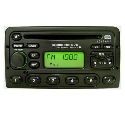 FORD CMAX SMAX CD Radio Stereo Rimozione Rilascio Chiavi x 4 PIN ESTRAZIONE