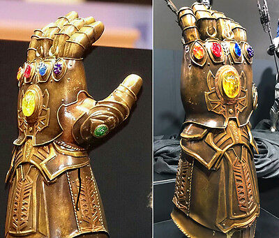 Infinity Gauntlet Stone Gem costume cosplay Star Lord Baby Groot Avengers Thanos 11