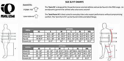 Select Barrier Pant WXB Cycling Pants Black Multiple sizes Pearl Izumi