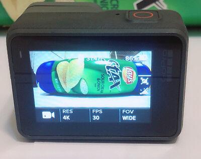 Used GoPro HERO 5 Black Waterproof Action 4K Ultra HD Camera Touch Screen Case 9