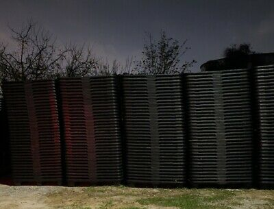 """48"""" x 40"""" Plastic Pallets-USED in EXCELLENT CONDITION ~MAKE OFFER~ 4-way 4"""