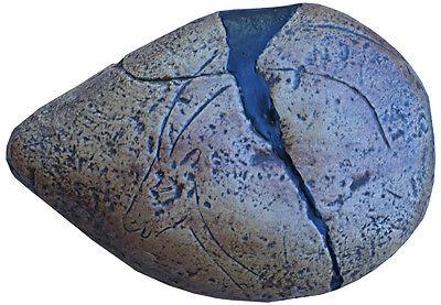 Cast of the Lamp of Grotte de la Mouthe 2