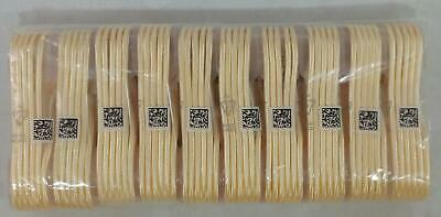 Lot of 10x Nylon Braided Rope USB Type-C Data Sync Charger Charging Cable Cord 7