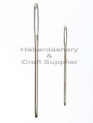 Birch Wool Needles 2 Sizes Round Tip Ideal For Yarn 012655