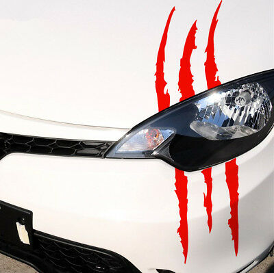 Scratches For Auto Car//Bumper//Window Vinyl Decal Sticker Decals DIY Decor CT027