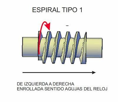 3 Recambio Espirales Muelle Maquina Rellenar Tubos Entubar Cigarrillos Electrica 3