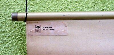 Bau des Knochens DDR 1965 Schulwandkarte, Schulkarte, Wandkarte, Rollkarte 3