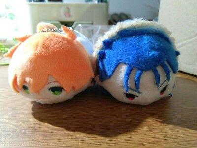 Fate Grand Order FGO VOL5 Mochimochi Plush Doll Toy Keychain Keyring Saber