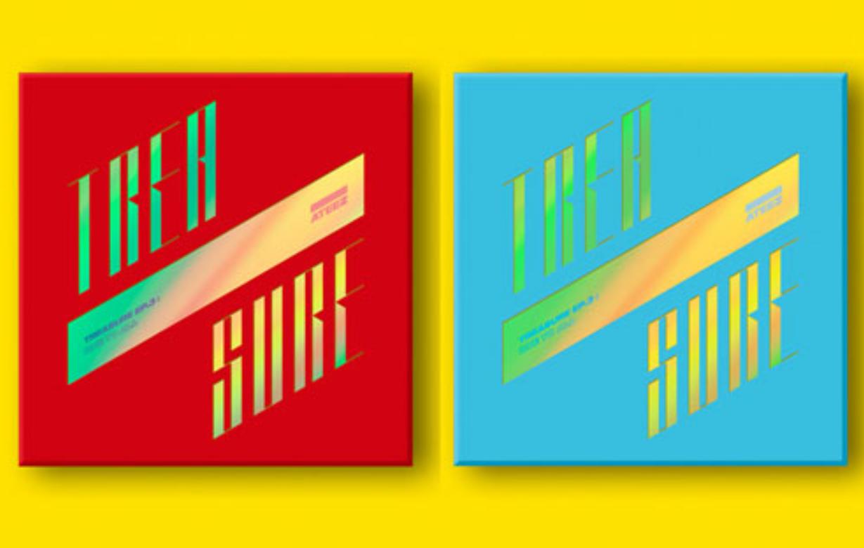 "ATEEZ 3rd Album ""TREASURE EP.3 : One To All"" - 1 Photobook + 1 CD / ILLUSION Ver 2"