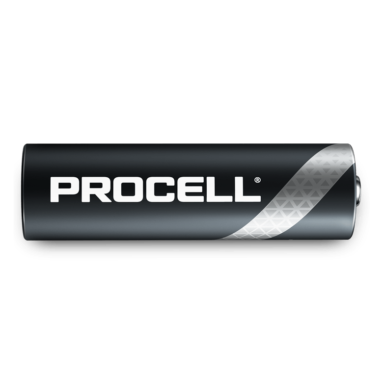 20 Pack Duracell Industrial NOW PROCELL AA Batteries Alkaline MN1500 Exp 2026 5