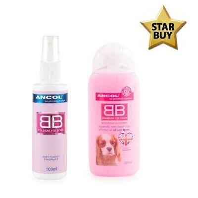 Ancol Dog Puppy Cologne, Perfume, Deodorant Spray,  100ml - Finishing Spray 5