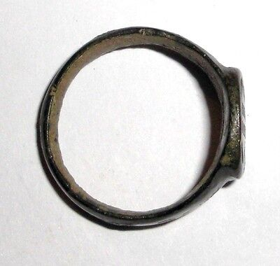 Ancient Byzantine Empire, Bronze Ring