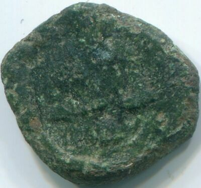 AUTHENTIC BYZANTINE EMPIRE  Æ Coin 1.8 g/12.95  mm ANC13611.16 3