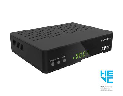 Decoder Digitale Satellitare Tivu Sat Bware Combo Hd Tivusat Con Scheda Inclusa 8
