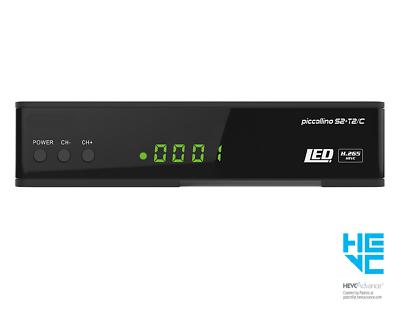 Decoder Digitale Satellitare Tivu Sat Bware Combo Hd Tivusat Con Scheda Inclusa 5
