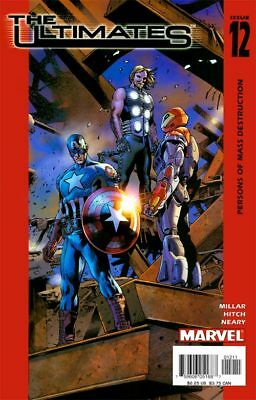 Ultimate Avengers 3 #1,2,3,4,5,6 + Bonus!!