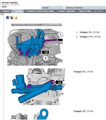 VOLVO - VIDA VADIS Service Shop Repair Manual Parts Catalog Wiring Diagrams DVD 7