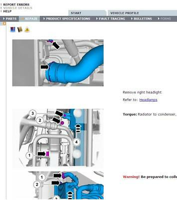 VOLVO - VIDA VADIS Service Shop Repair Manual Parts Catalog Wiring Diagrams DVD 8