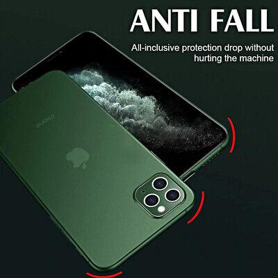 COVER per Iphone 11 / Pro Max CUSTODIA ULTRA SOTTILE SEMI