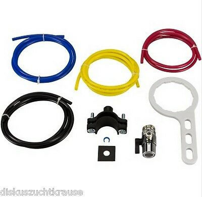 Osmoseanlage Nano / Hobby 380 Liter am Tag / 0,2 Liter/ Min. Osmoflow 2