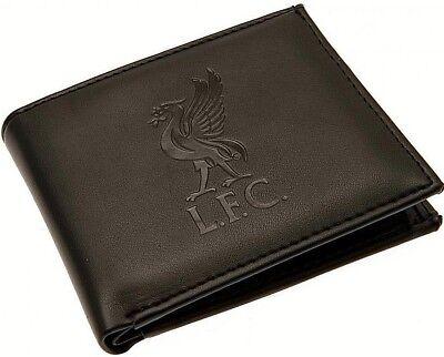 Debossed Crest Leather Football Club Sports Team Money Card Wallet Purse 4