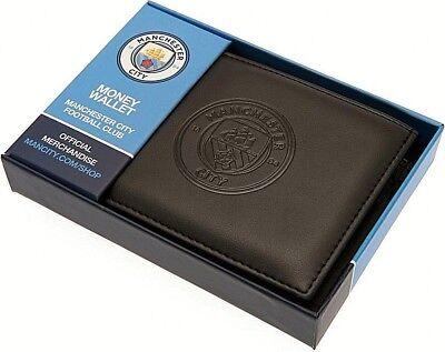 Debossed Crest Leather Football Club Sports Team Money Card Wallet Purse 8