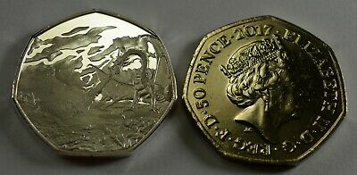 Middle Earth & Rune Translator collectable for 50p collectors coin hunt. Tolkien 4