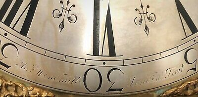 Early 18th Century Ebonised Longcase Clock Joseph Windmills *Limited time Offer* 3