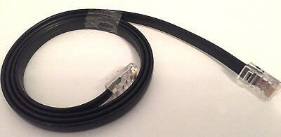 8 PIN RADIO SEPARATION//EXTENSION CABLE FOR ICOM IC7100 MODEL