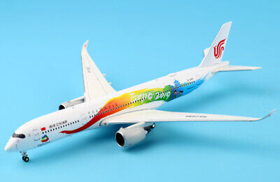 JC Wings XX4425 Boeing 737-89L WL Air China Expo 2019 B-6497  in 1:400 Scale