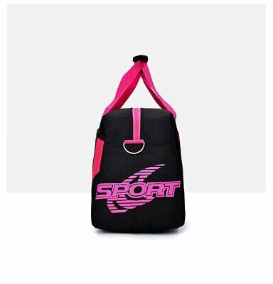 Sporttasche Fitness Sport Umhäng Kinder Tasche Training Medium Bag Reisetaschen 11