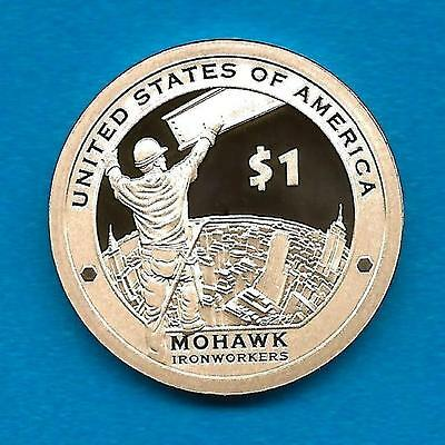 2015 P D and S BU and Proof Sacagawea Native American Dollars-PD from Mint Sets 5