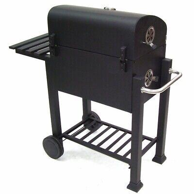 56511 Bbq Barbecue Grill Griglia Carbone Carbonella Ripiano Affumicatore 11