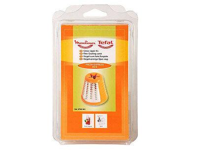 Moulinex Cono Lama Grattugia Fine Arancione Fresh Express Dj750 Dj753 Dj800 2