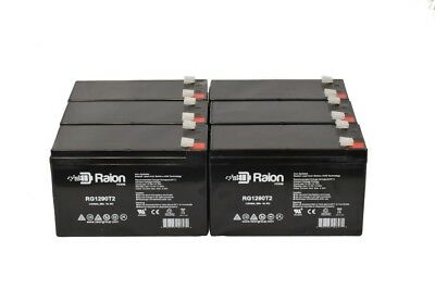 Mighty Max Battery 12V 9AH SLA Battery for Pinnacle Plus 1500 Tower//RM 4 Pack Brand Product