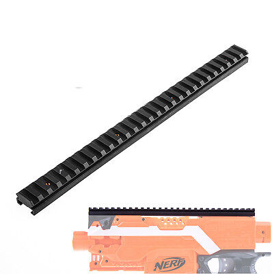 Worker Mod Kriss Vector Kit Stock Picatinny Combo 10 Items for Nerf STRYFE Toy