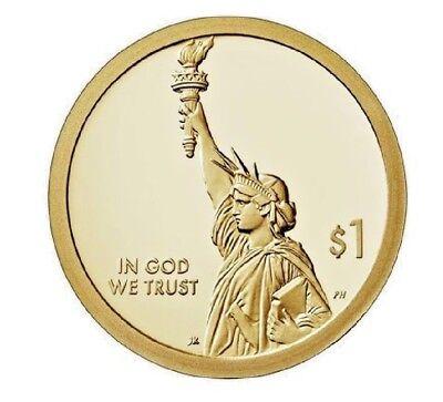 2018 S PROOF American Innovation Dollar $1 in US Mint OGP w/ COA 3