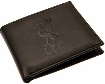 Debossed Crest Rfid Leather - Football Club Sports Boxed Money Wallet Purse 3