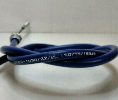 2 X Knott & Ifor Williams Trailer Brake Cables Detachable 1030Mm Maypole Mp41310 6