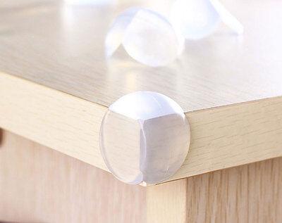 10 Paraspigoli PARA SPIGOLI silicone protezione angoli tavolo bambino bambini 4