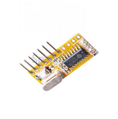 RXC6 433Mhz Superheterodyne Wireless Receiver PT2262 Code Steady for Arduino 4